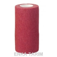 40217 / VETLastic Bandages Pour Onglons (rouge)